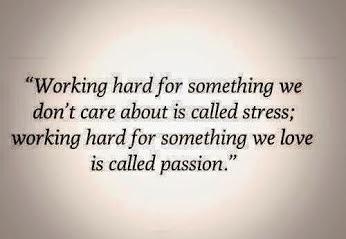 The working hard sense