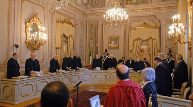 """La Corte Costituzionale ha dichiarato illegittima la """"Riforma Madia"""" nella parte in cui prevede il parere della Conferenza Stato-Regioni e non l'intesa"""